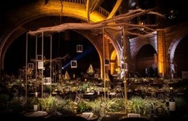 Venue of the Month: The Natural History Museum rhubarb
